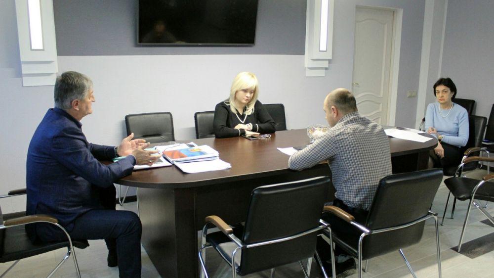 Андрей Ивкин провел совещание по вопросам развития физической культуры и спорта