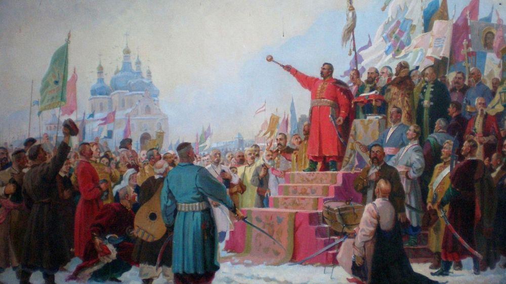 Обращение Сергея Аксёнова, посвящённое годовщине Переяславской рады