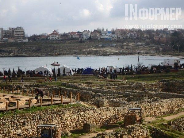 Севастополь отмечает Крещение Господня