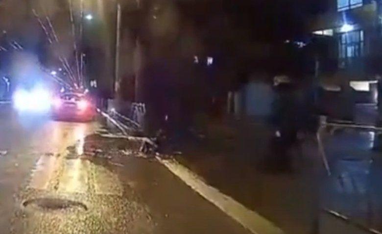 """В Симферополе водитель-""""шумахер"""" сбил женщину на пешеходном переходе"""