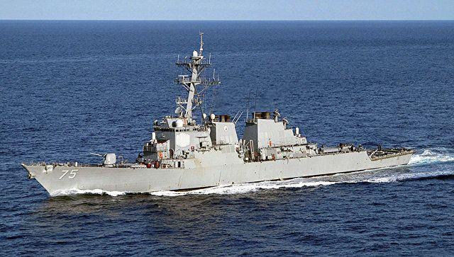 """""""Пусть потешат морскую душу"""": в Госдуме оценили визит эсминца США в Черное море"""