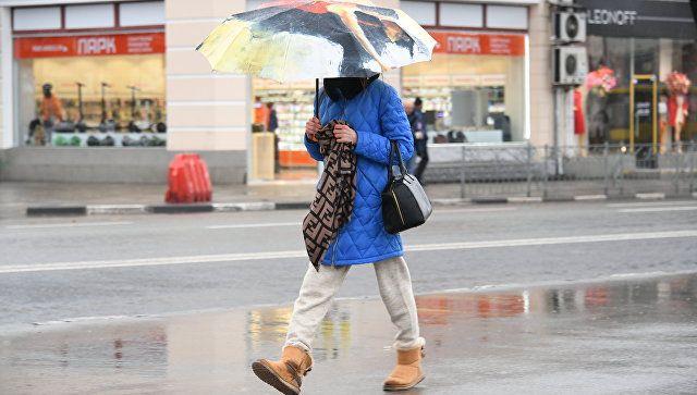 Дождь и ветер: какая погода ждет крымчан в начале рабочей недели