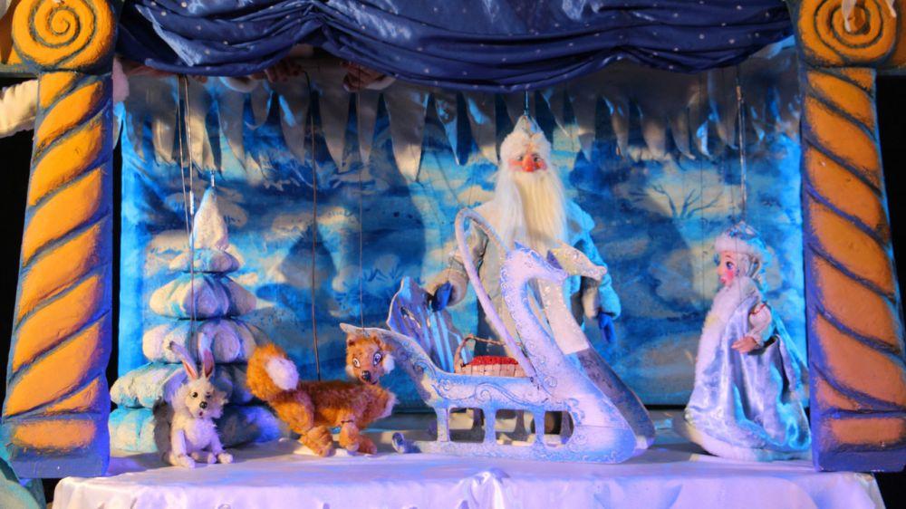 На сцене Дома офицеров пройдет показ спектакля «Морозко»