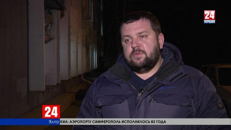 Пострадавших в Чёрном море доставят в порт Керчь