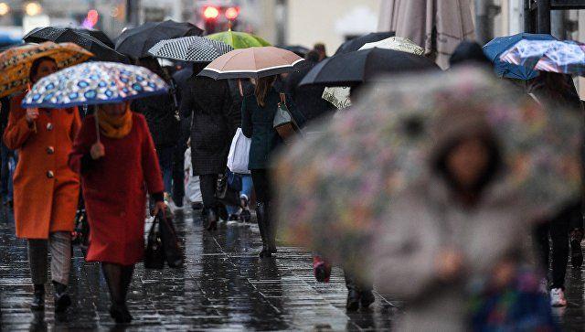 Погода в Крыму во вторник: где ждать дожди и снег