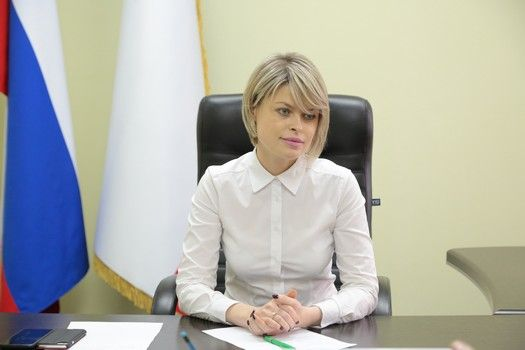 Евгения Добрыня провела приём граждан по личным вопросам