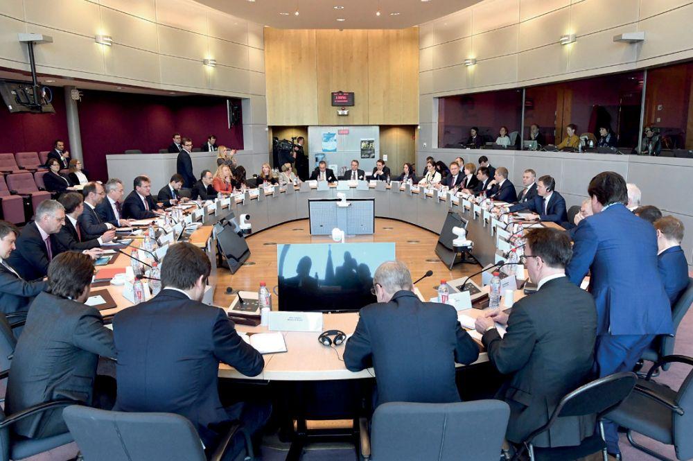 Почему трёхсторонние газовые переговоры провалились
