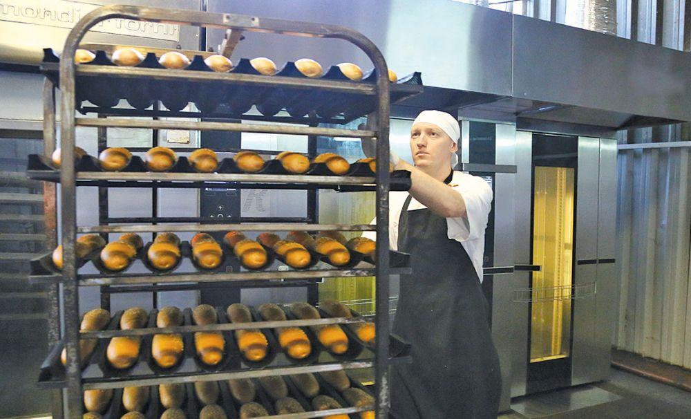 Как пекут хлеб в Крыму