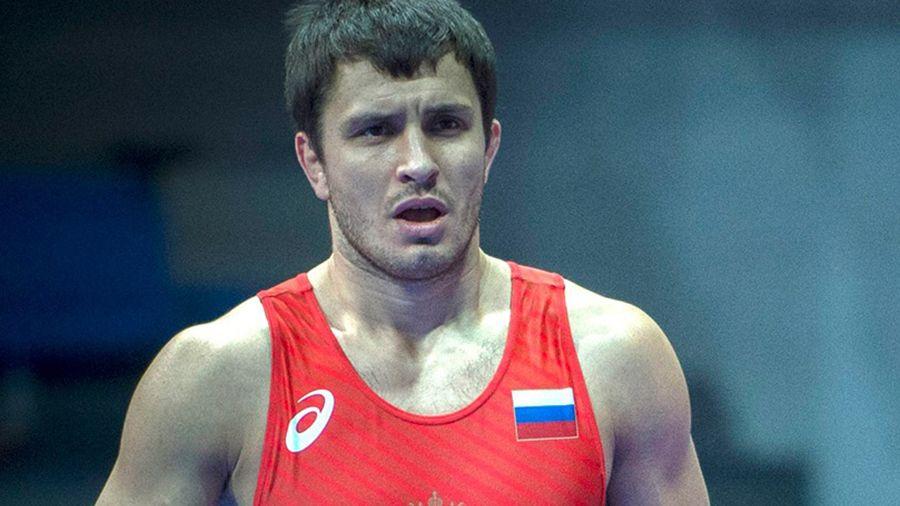 Крымчанин Адам Курак стал серебряным призером чемпионата России по греко-римской борьбе