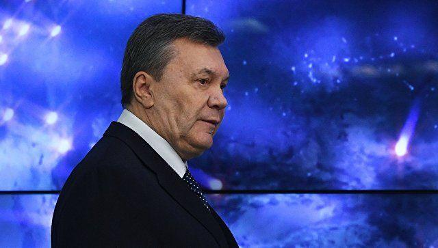 На Украине Януковича признали виновным в госизмене