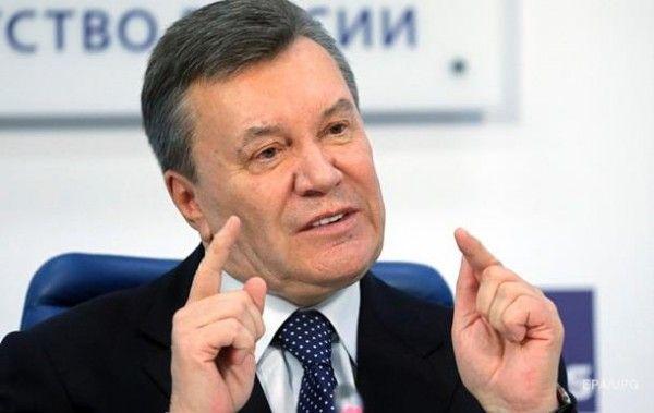 На Януковича могут начать «охоту»