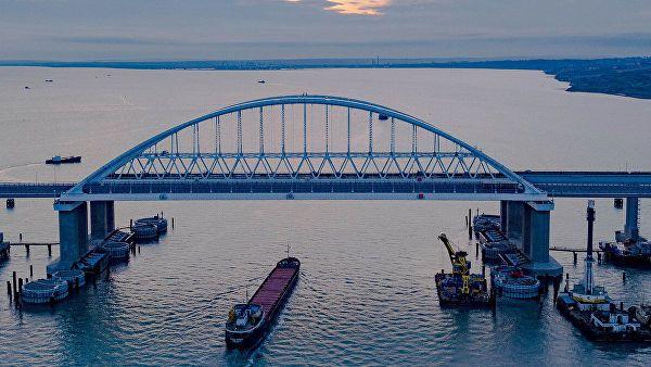 К Крымскому мосту путь закрыт!