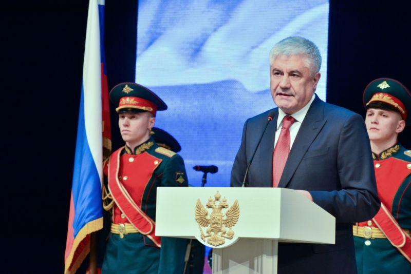 Владимир Колокольцев поздравил жителей Пензенской области с 80-летием образования региона