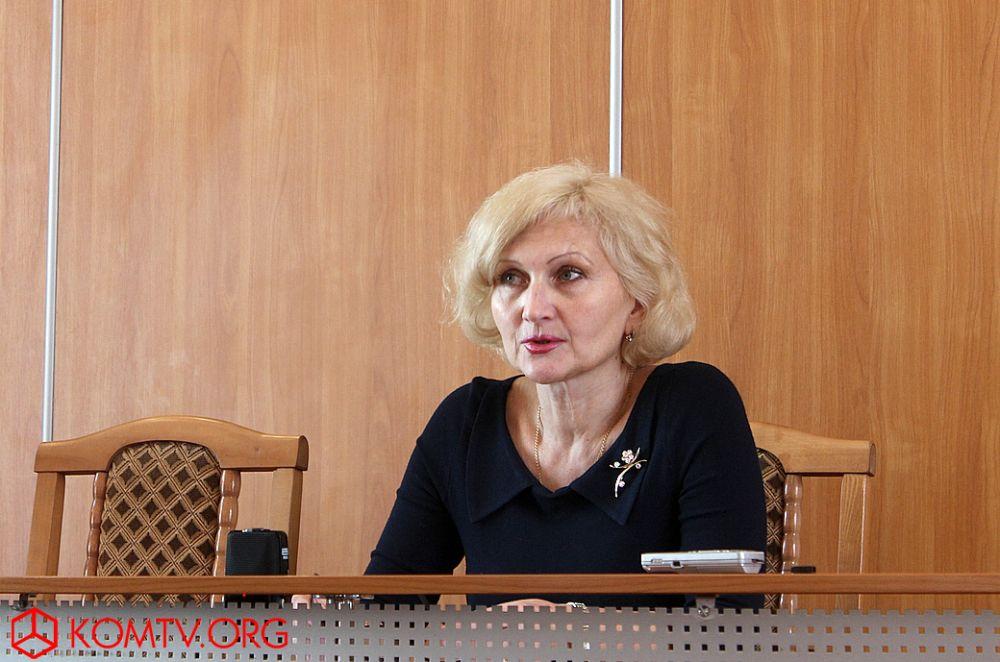 В Феодосии состоялась первая пресс-конференция новой Главы муниципалитета Анжелы Сердюковой