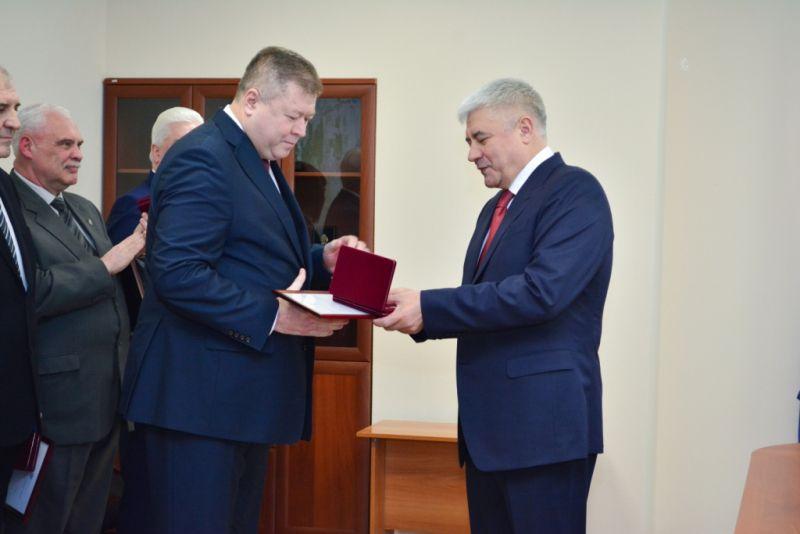Владимир Колокольцев провел совещание в УМВД России по Пензенской области