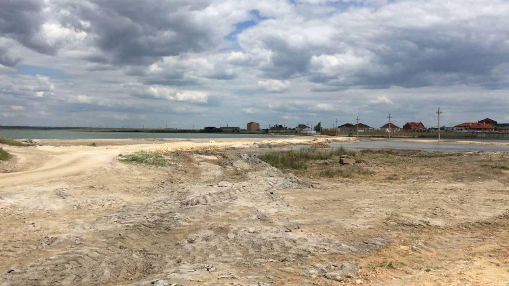 Прокуратура организовала проверку в связи с информацией об уничтожении деревьев на Ойбургском озере