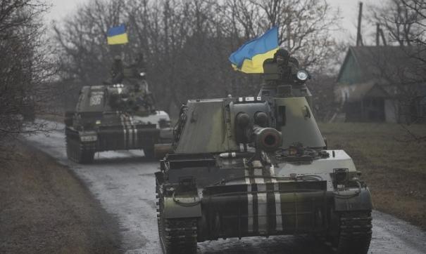 Украина проведет боевые стрельбы у границ Крыма
