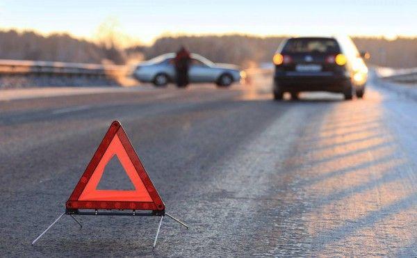 В Севастополе произошло ДТП с участием такси