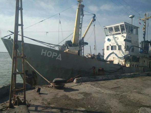 Родные рассказали о возвращении капитана «Норда» в Крым