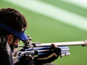 Крымчанин стал чемпионом России по стрельбе из пневматического оружия