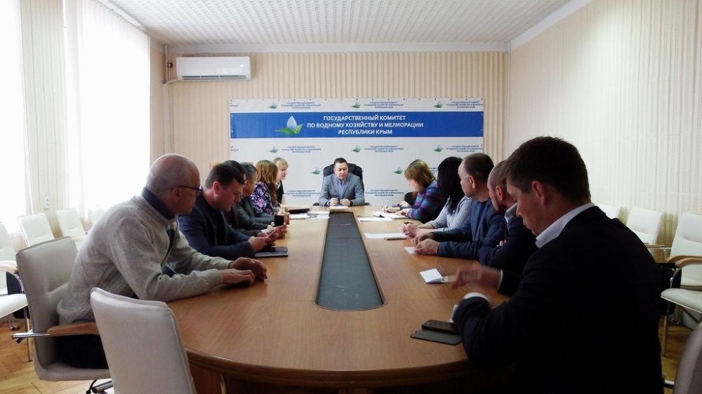Андрей Лисовский провел совещание по вопросу взаимодействия в рамках национального проекта «Экология»