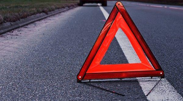 На въезде в Симферополь случилась страшная авария