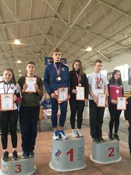Легкоатлетки из Джанкойского района завоевали медали в Первенстве РК