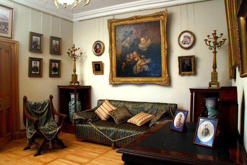 После реставрации в Алупкинском дворце открыт для посещения Дом графа Шувалова