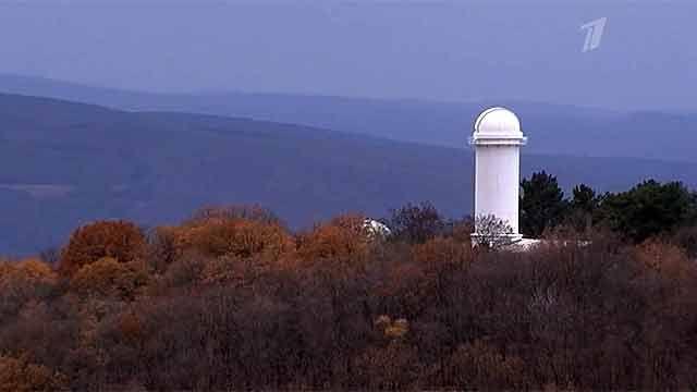 Крымский наземный телескоп поможет астрофизикам запустить космический телескоп