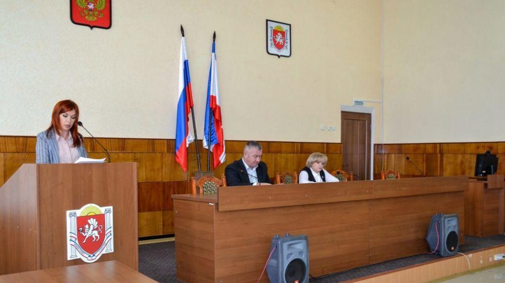 В администрации Черноморского района состоялся ряд совещаний