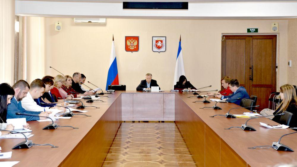 Кристина Салтыкова приняла участие в заседании межведомственной комиссии по рассмотрению заявлений садоводческих товариществ по оформлению земельных участков
