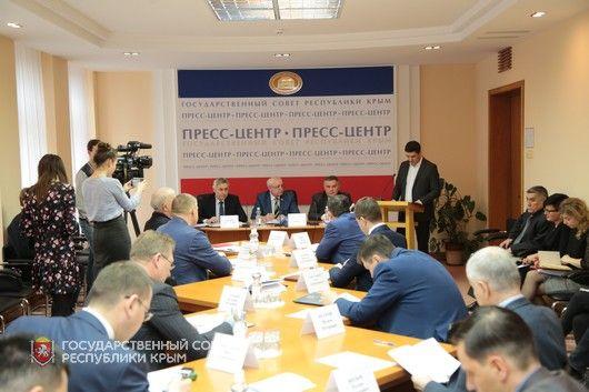 Комитет по межнациональным отношениям обсудил итоги деятельности Госкомнаца РК за 2018 год