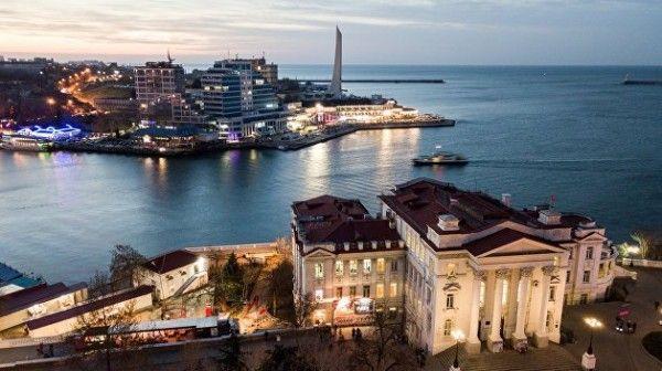 В Севастополе запускают цифровую модель городского освещения