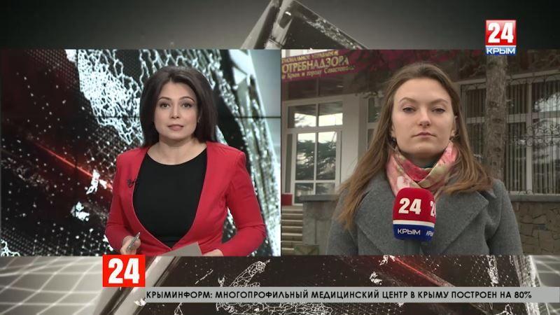 Уровень заболеваемость ОРВИ в Крыму превысил эпидпорог на пятнадцать процентов. Как не заболеть: прямое включение Анны Ничуговской