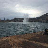 В пгт. Орджоникидзе обезвредили фугасную авиационную бомбу