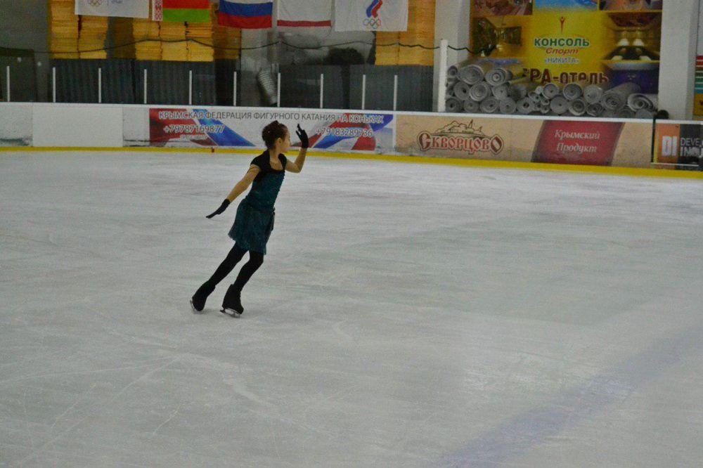 В Симферополе отметили День зимних видов спорта