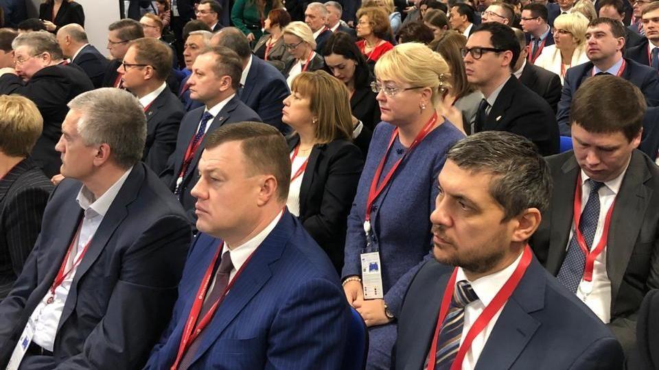 Алла Пашкунова: В Крыму ведется работа по подготовке профессиональных управленческих кадров