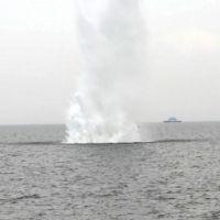 Крымские спасатели успешно ликвидировали фугасную авиационную бомбу времен ВОВ