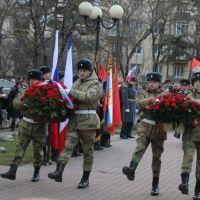 В Симферополе почтили память крымчан, погибших в Афганистане