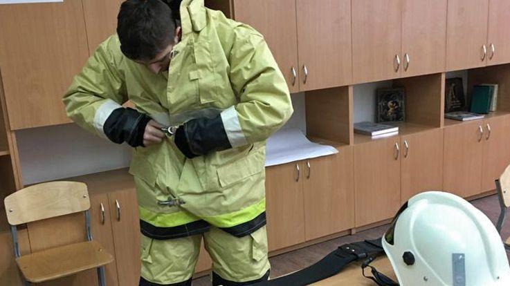 Сотрудничество ГКУ РК «Пожарная охрана Республики Крым» с учебными заведениями осуществляется в разных формах