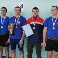 Крымские спасатели – бронзовые призеры!
