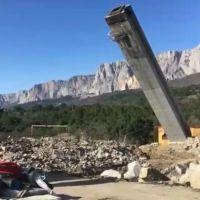 В Крыму будет возведена новая пожарно-спасательная часть!