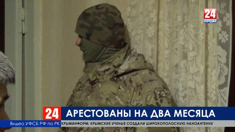 На два месяца Киевский районный суд Симферополя арестовал трех крымчан, подозреваемых в участии в террористической организации «Хизб ут-Тахрир аль-Ислами»
