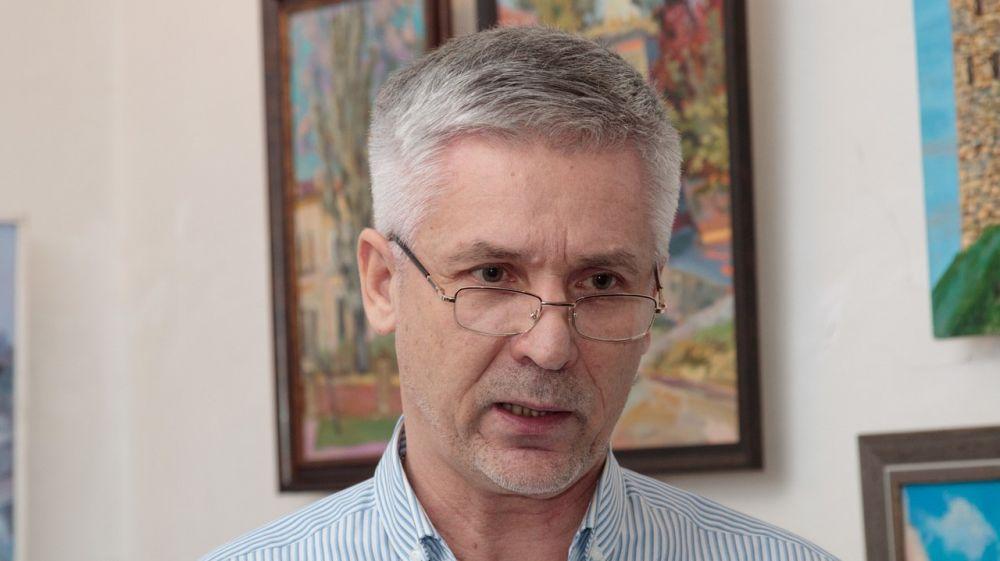 Избран новый председатель Союза русских писателей Восточного Крыма