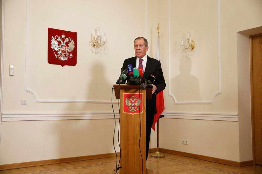 Убедиться в отсутствии нарушения прав человека в Крыму легко, - Cергей Лавров