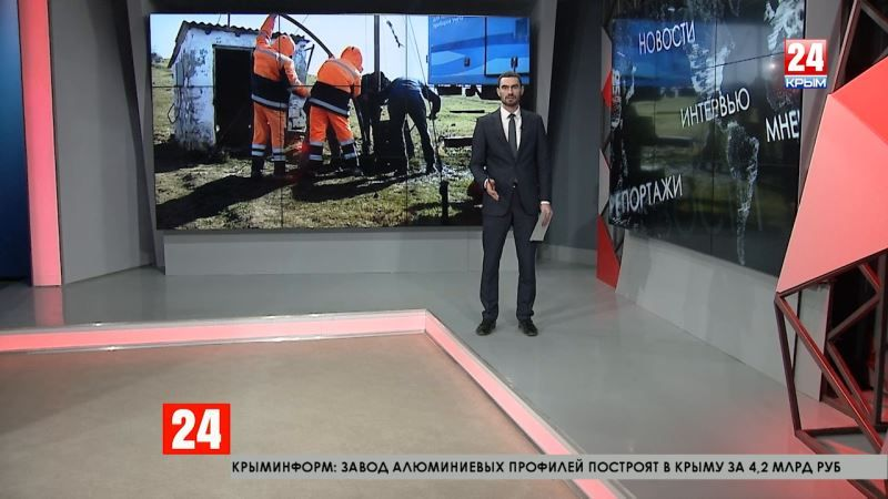 Водный кризис: из-за обрушившейся водонапорной башни в селе Глазовка Ленинского района второй месяц нет воды