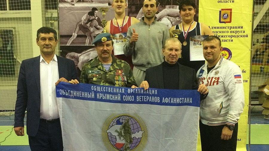 Борец из Раздольного стал бронзовым призером юношеского турнира в Нижегородской области