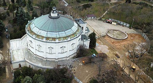 Оригинальные фрагменты спасенной в годы войны панорамы Рубо вернутся в Севастополь