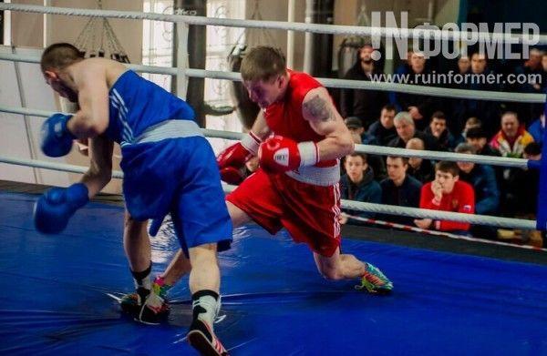 Матчевая встреча по боксу в Севастополе