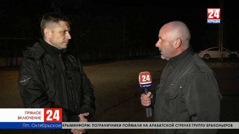 Крым чтит память своих героев. Прямое включение Алексея Щербака